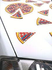 pizza detail